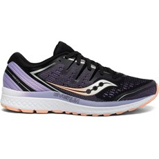 Saucony Women's Guide ISO 2 | Black / Purple