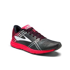 Brooks Women's Hyperion | Black / Diva Pink