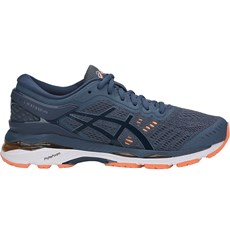 Asics Women's Kayano 24 | Smoke Blue / Dark Blue