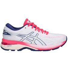 Asics Women's Kayano 25 | White / White