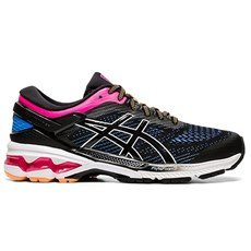 Asics Women's Kayano 26 | Black / Blue