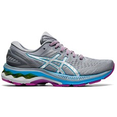 Asics Women's Kayano 27 | Digital Aqua / Pure Silver