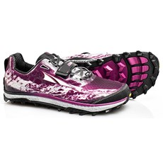 Altra Women's King MT | Grey / Magenta