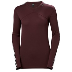 Helly Hansen Women's Lifa Crew | Wild Rose