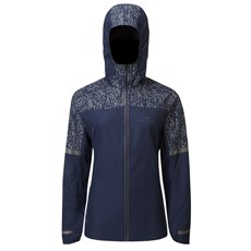 Ron Hill Women's Life Nightrunner Jacket | Deep Navy / Reflect