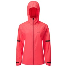 Ron Hill Women's Life Nightrunner Jacket | Hot Pink / Reflect