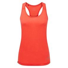 Ron Hill Women's  Life Tencel Vest | Hot Coral Marl