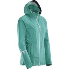 Salomon Women's Lightning Pro WP Jacket | Dynasty Green