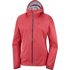 Salomon Women's Lightning WP Jacket | Cayenne