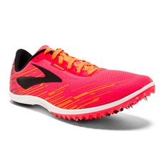 Brooks Women's Mach 18 | Orange / Pink