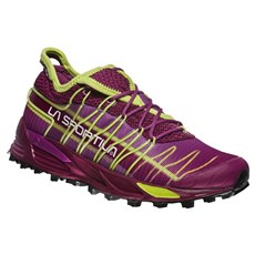 La Sportiva Women's Mutant | Plum / Apple Green