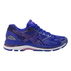 Asics Women's Nimbus 19 | Blue Purple / Airy Blue