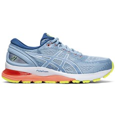 Asics Women's Nimbus 21 | Blue / Lake
