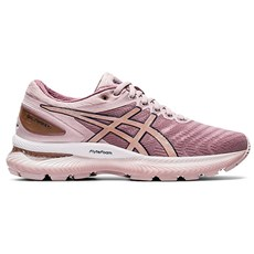 Asics Women's Nimbus 22 | Rose / Rose Gold