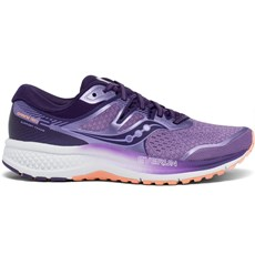 Saucony Women's Omni ISO 2 | Purple / Peach