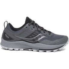 Saucony Women's Peregrine GTX | Grey / Black
