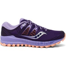 Saucony Women's Peregrine ISO | Purple / Peach