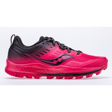 Saucony Women's Peregrine ST | Barberry / Black