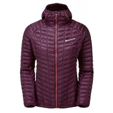 Montane Women's Phoenix Lite Jacket | Saskatoon Berry / French Berry