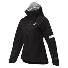 Inov-8 Women's Protec Shell FZ | Black
