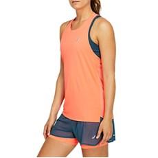 Asics Women's Race Sleeveless | Flash Coral
