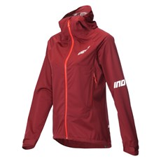 Inov-8 Women's Raceshell FZ | Dark Red / Coral
