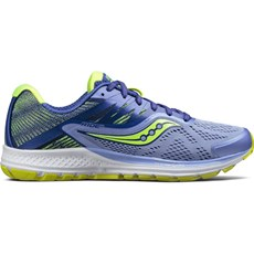 Saucony Women's Ride 10 | Purple / Citron
