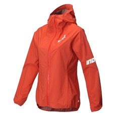 Inov-8 Women's Stormshell FZ | Coral