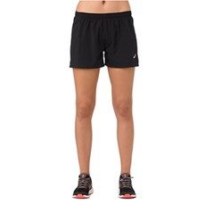 "Asics Women's Silver 4"" Short 