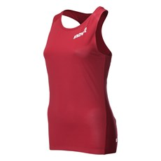 Inov-8 Women's Singlet | Dark Red