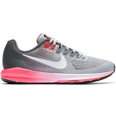 Nike Women's Structure 21 | Dark Grey / White / Wolf Grey