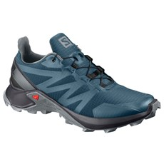 Salomon Women's Supercross | Mallard Blue / Black