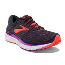 Brooks Women's Transcend 6 | Black / Purple