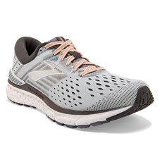 Brooks Women's Transcend 6 | Grey / Peach