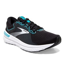 Brooks Women's Transcend 7 | Black / Bluebird