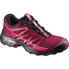 Salomon Women's Wings Flyte 2 | Beet Red / Cabernet
