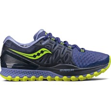 Saucony Women's Xodus ISO 2 | Purple / Citron