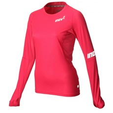 Inov-8 Women's Base LS | Pink