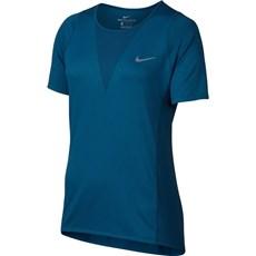 Nike Women's Cooling Tee | Industrial Blue