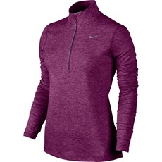 Nike Women's Element Top | True Berry / Heather