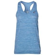 Asics Women's Fuze X Layering Tank   Diva Blue