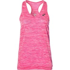 Asics Women's Fuze X Layering Tank | Diva Pink