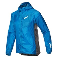 Inov-8 Men's Windshell FZ | Blue / Dark Grey