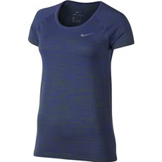 Nike Women's Knit Tee | Palm Green / Paramount Blue