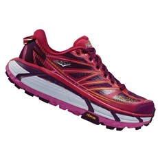 Hoka Women's Mafate Speed 2 | Virtual Pink / Neon Fuchsia