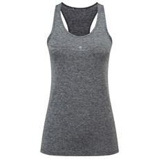 Ron Hill Women's Momentum Body Tank | Grey Marl