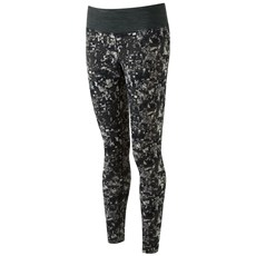 Ron Hill Women's Momentum Tight | Mosaic Print Grey