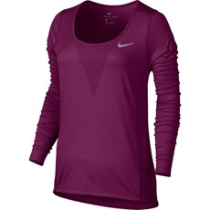 Nike Women's Relay Top | True Berry