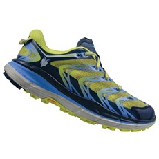 Hoka Women's Speedgoat | Medieval Blue / Green Glow