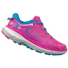 Hoka Women's Speedgoat | Neon Fuchsia / Blue Jewel